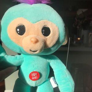 Fingerling Plush Monkey